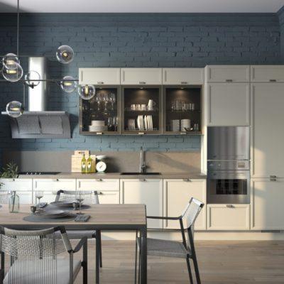 Кухня Interium Модерн.118 - дизайн интерьера