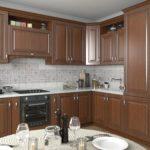 Кухня Interium Классика.21 - уютные решения