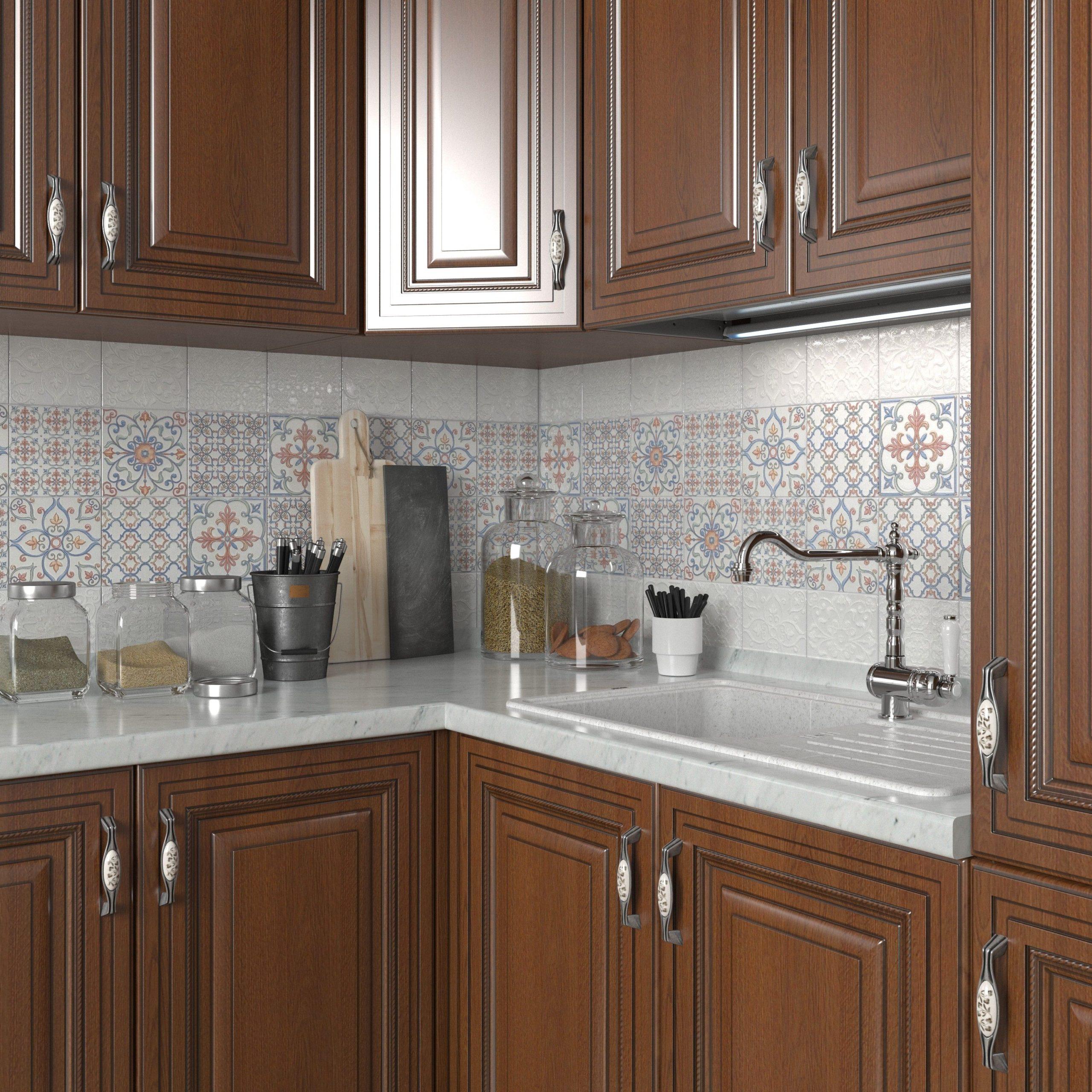 Кухня Interium Классика.21 - стильная рабочая зона