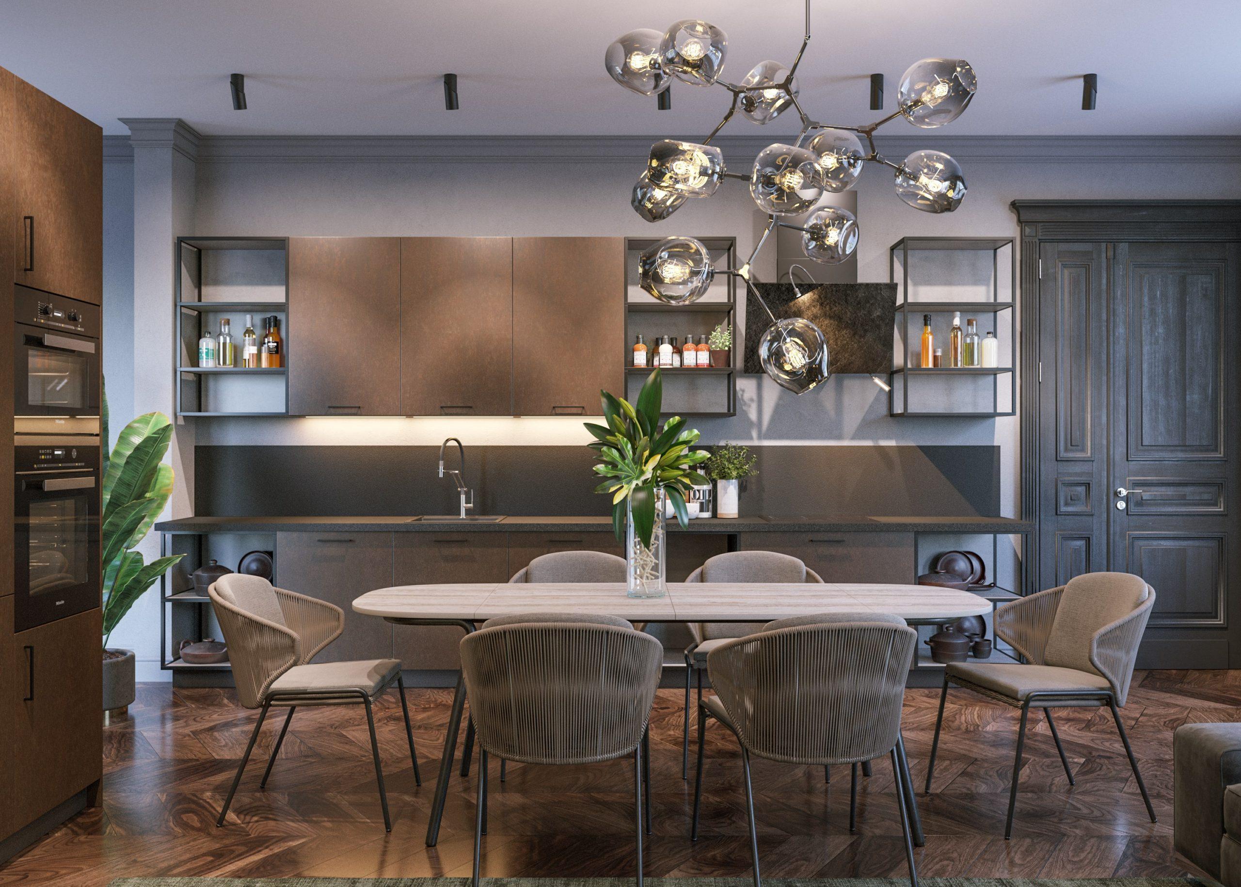 Кухня Interium Модерн.112 - стильно и оригиинально