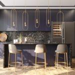Кухня Interium Модерн.139 - интерьер