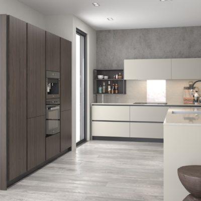Кухня Interium Модерн.142 - стильное решение