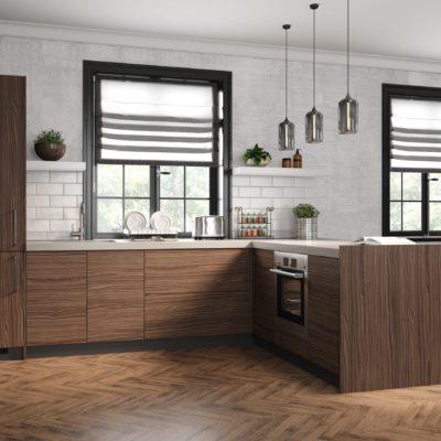 Кухня Interium Модерн.148 - стильный интерьер