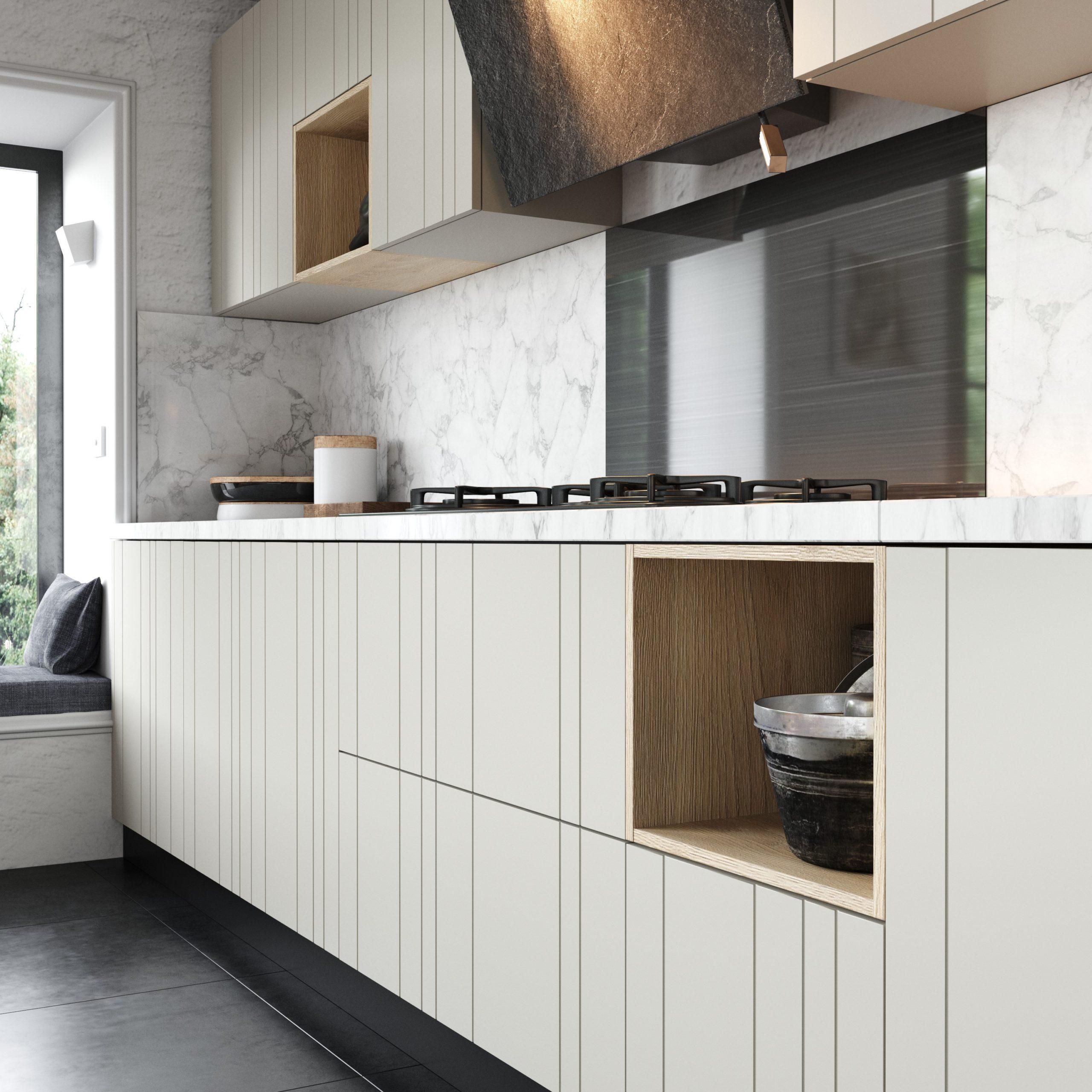 Кухня Interium Модерн.129 - рабочая область