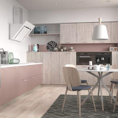 Кухня Interium Модерн.124 - дизайн интерьера