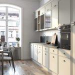 Кухня Interium Модерн.115 - особенности дизайна