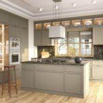 Кухня Interium Модерн.130 - стильно и просторно