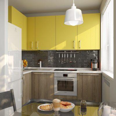 Кухня Interium Модерн.47 - внешний вид