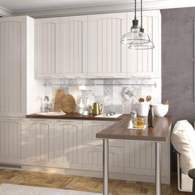 Кухня Interium Модерн.67 - современный дизайн