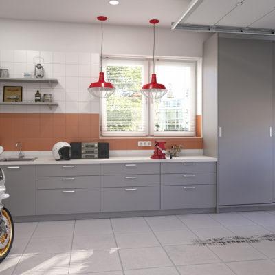 Кухня Interium Модерн.71с модерн дизанйн