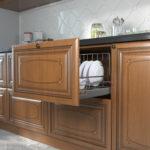 Кухня Interium Классика.37 - вместительные ящики