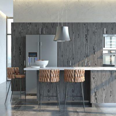 Кухня Interium Модерн.137 - внешний вид интерьера