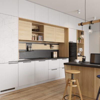 Кухня Interium Модерн.147 - дизайн