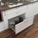 Кухня Interium Модерн.10 - нижние ящики