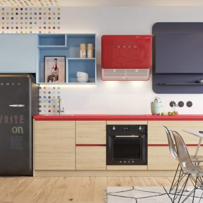 Кухня Interium Модерн.150 - дизайн в натуральных оттенках