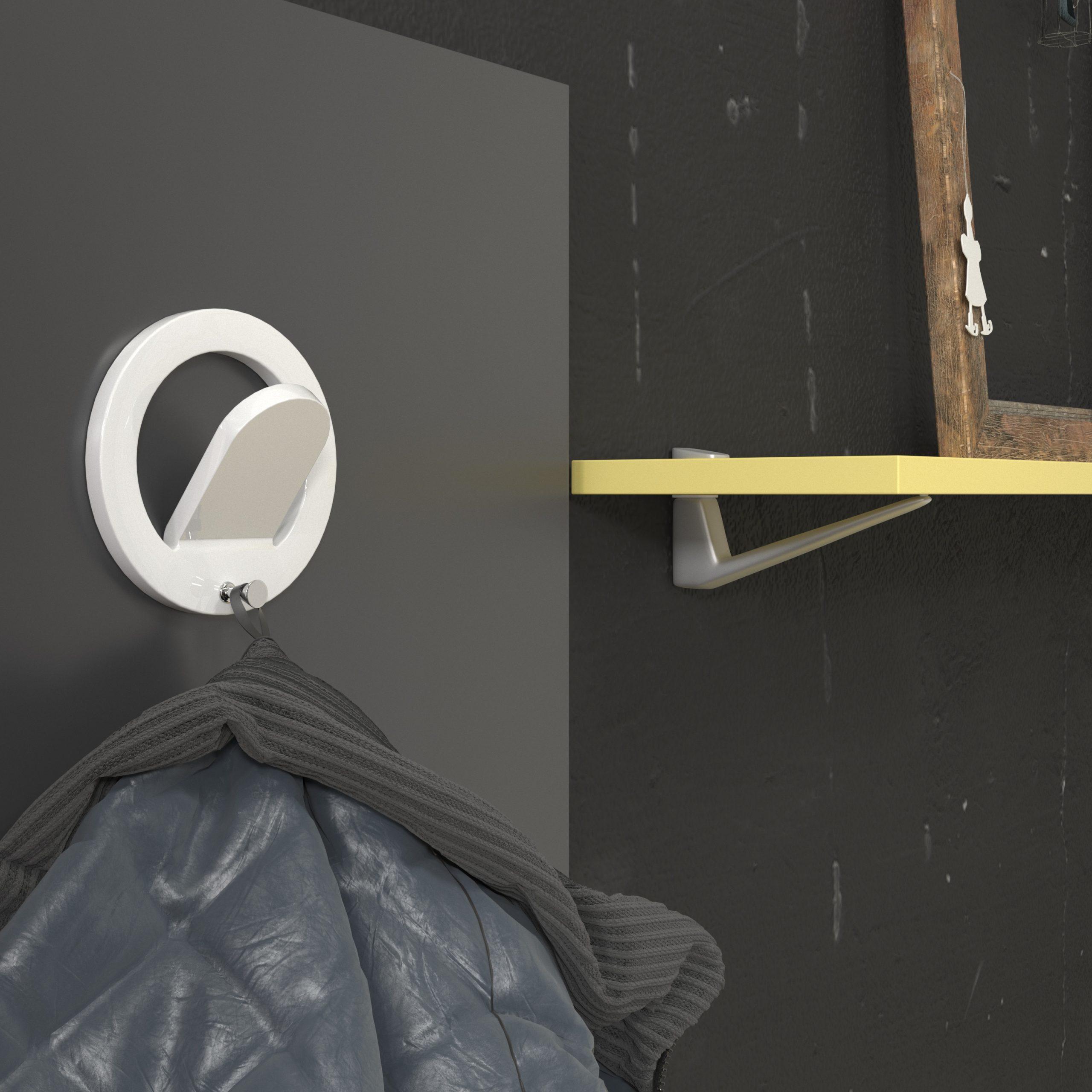 Прихожая №80 (мебель под ключ)