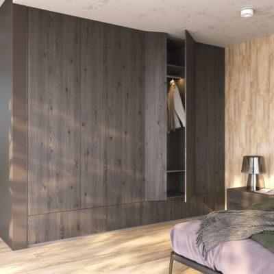 Шкаф №7 (с комплектов мебели)